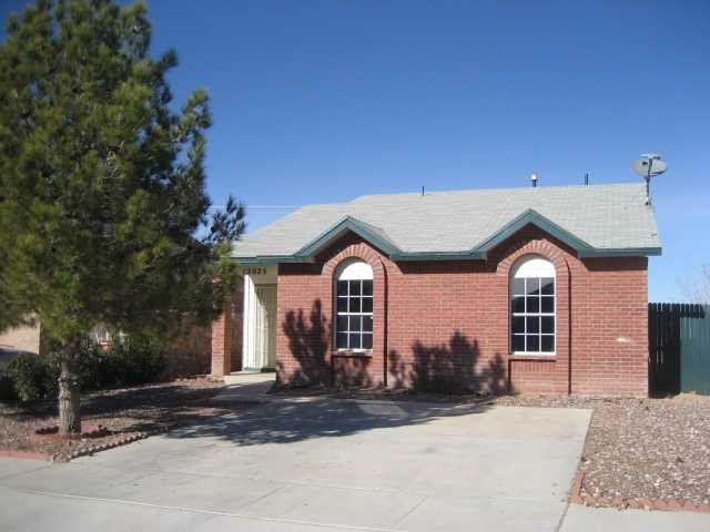 12025 Willowmist Ave, El Paso, TX 79936