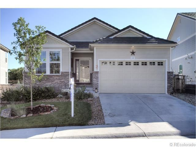 3397 starry night loop castle rock co 80109 home for