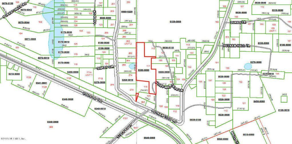 Melrose Florida Map.117 Alley Way Melrose Fl 32666 Realtor Com