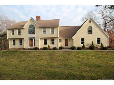 6 Squire Hl, Old Lyme, CT 06371