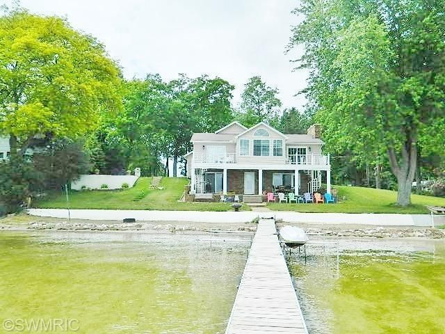 Lake Homes For Sale In Branch County Mi