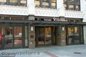 916 G St NW Apt 603, Washington, DC 20001