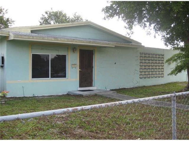 1231 Nw 178th Ter Miami Gardens Fl 33169 Home For Sale