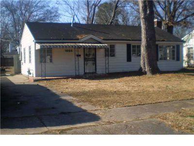 1865 Ozark St, Memphis, TN