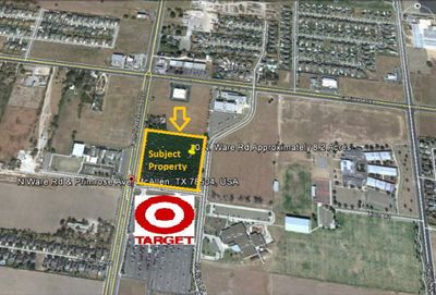 N Ware Rd, Mcallen, TX 78504