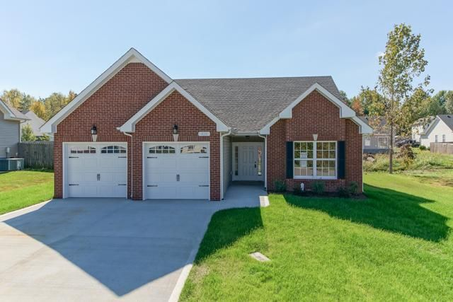 420 chestnut grove way clarksville tn 37042 new home for New construction homes in clarksville tn