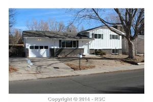 5013 Crestwood Dr, Colorado Springs, CO 80918