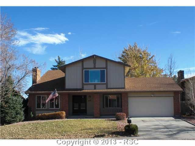 455 Red Cliff Ter Colorado Springs Co 80906