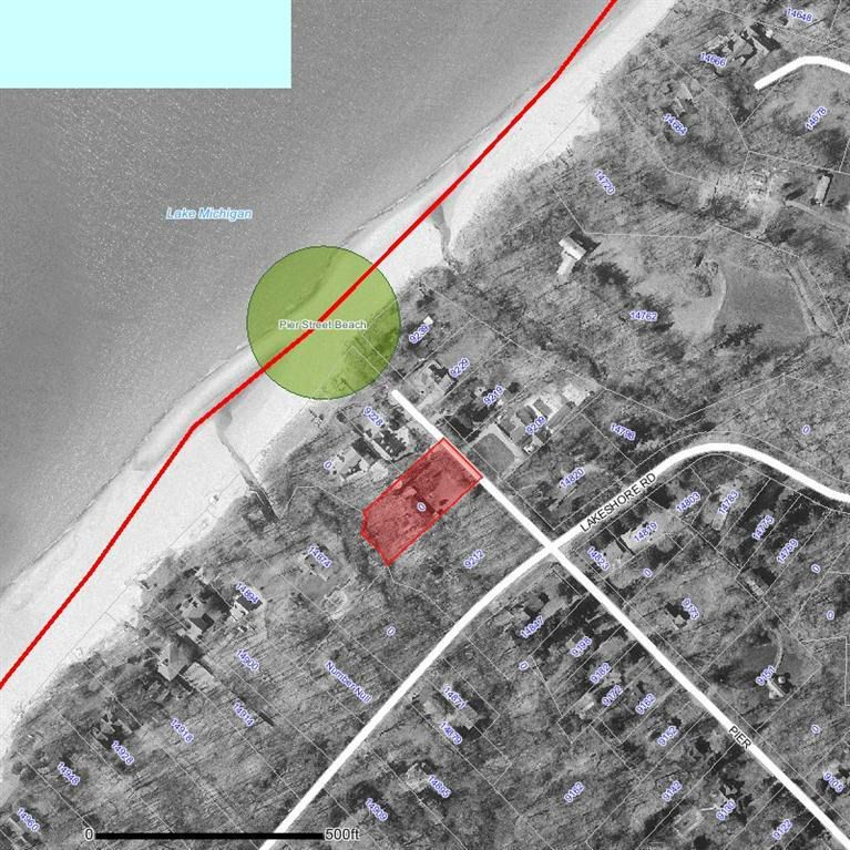 Lakeside Michigan Map.9218 Pier St Lakeside Mi 49116 Realtor Com