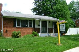 3717 Leverton St, Silver Spring, MD 20906