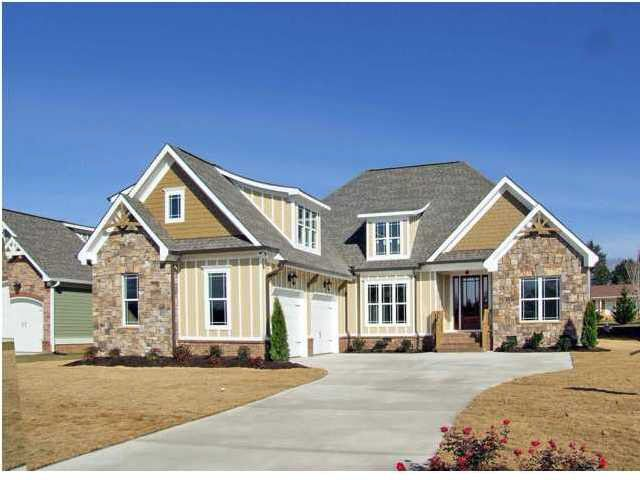 8502 flowerbranch chattanooga tn 37421 for Custom home builders chattanooga tn