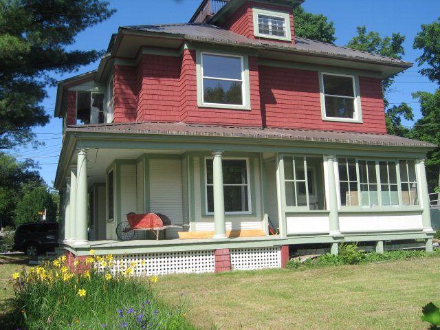 Awesome 117 Olive St Saranac Lake Ny 12983 Home Interior And Landscaping Mentranervesignezvosmurscom