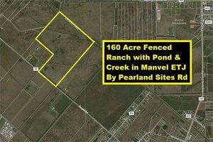 Tr 37-38 County Road 98, Manvel, TX 77578
