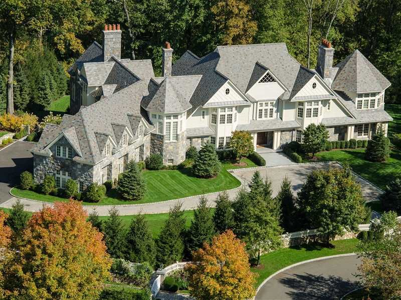 5 old round hill ln greenwich ct 06831 for Ct home builders