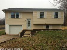 4590 Lake Lorraine Rd, Hillsboro, MO 63050