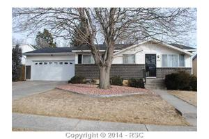1401 Delaware Dr, Colorado Springs, CO 80909