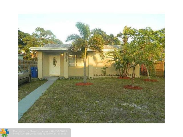 1324 Nw 3rd Ave Fort Lauderdale FL 33311 2 Beds 1 Baths Home Details Re