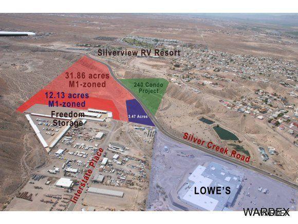 1605 Silver Creek Rd, Bullhead City, AZ 86442