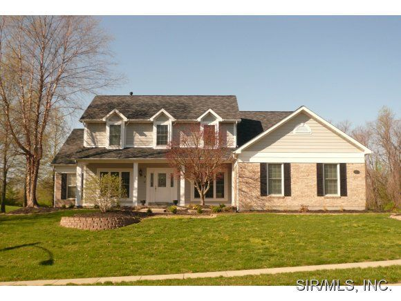 Fairview Heights Il >> 1222 Stonewolf Trl Fairview Heights Il 62208