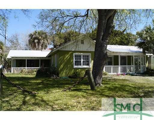 Historic Homes For Sale On Tybee Island