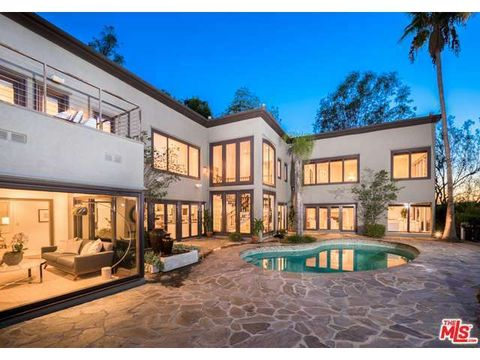 9505 Hidden Valley Rd, Beverly Hills, CA 90210
