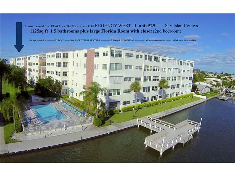 5575 Gulf Blvd Apt 529 St Pete Beach Fl 33706