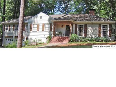 2700 Overhill Rd, Mountain Brook, AL