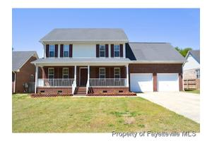 2912 Marcus James Dr, Fayetteville, NC 28306