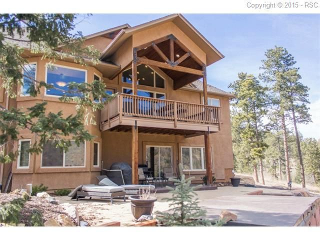 8515 aspenglow ln cascade co 80809
