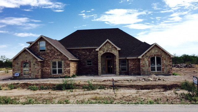 3502 pronghorn path san angelo tx 76901 new home for for Home builders san angelo tx