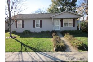 207 N Walnut St, FREEBURG, IL 62243