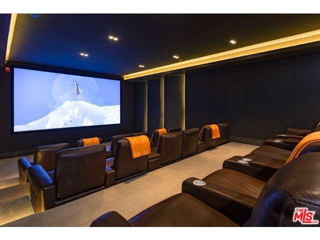Beverly hills movie theatre