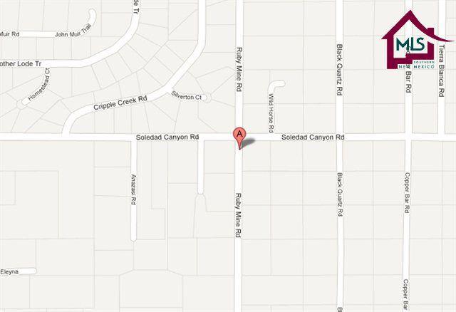 5031 Ruby Mine Rd, Las Cruces, NM 88011
