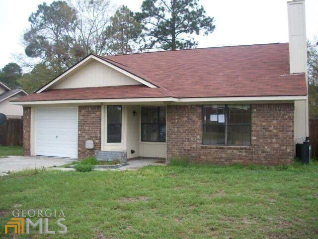 611 Scott St, Hinesville, GA