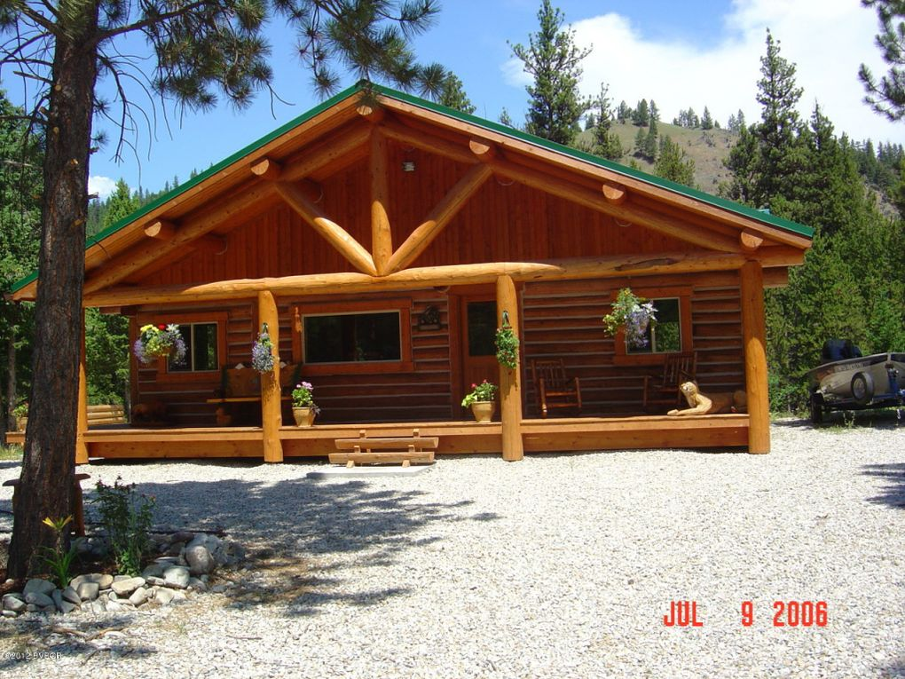 9182 Lookout Mountain Rd, Darby, MT 59829