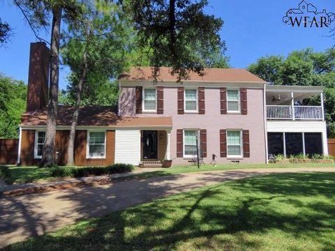 Wichita Falls Tx Real Estate Homes For Sale