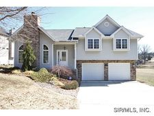 1409 Gerber Rd, Edwardsville, IL 62025