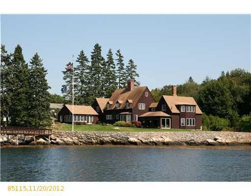 Boothbay Harbor Rental Homes