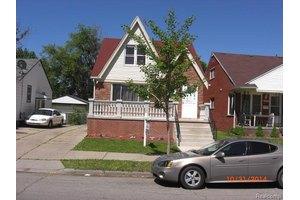 7833 Mead St, Dearborn, MI 48126