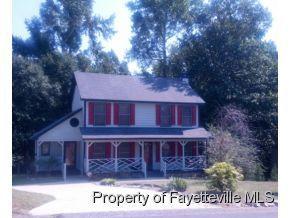 6958 Melbourne Dr, Fayetteville, NC 28314