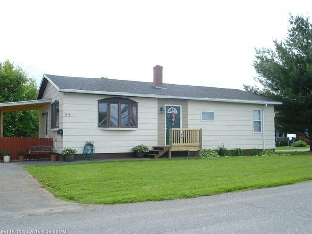 23 north st caribou me 04736 home for sale and real
