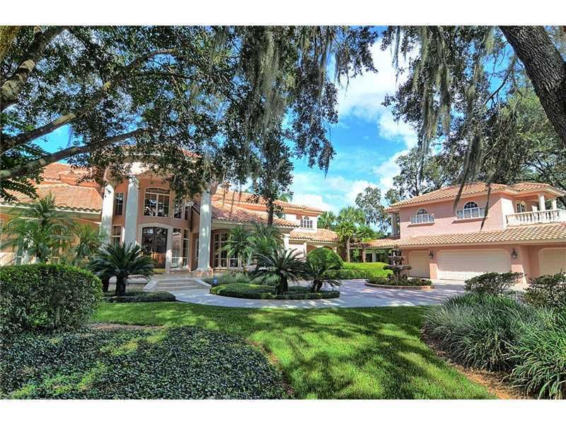 SOLD for $2,400,000! 8302 Earlwood Ave, Mount Dora, FL 32757