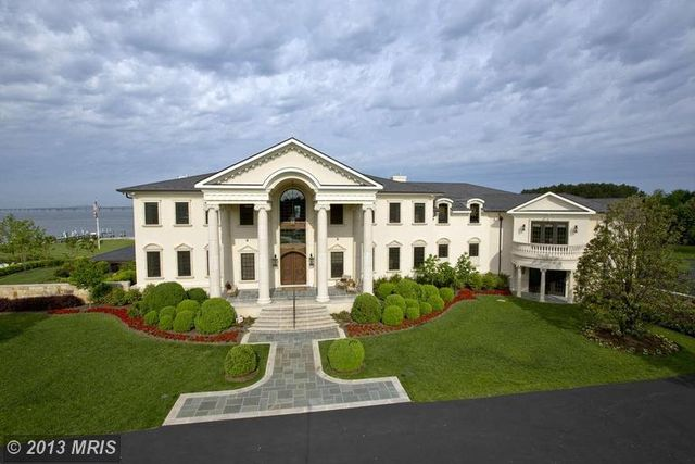 200 bridgeview ln stevensville md 21666 for Most expensive homes in maryland