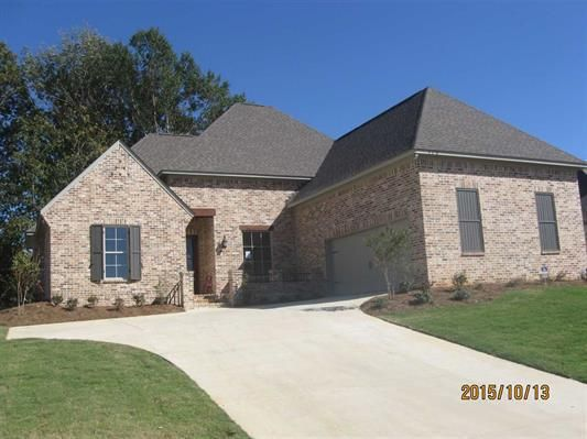 110 Camden Pt Lot 577 Madison Ms 39110 Home For Sale