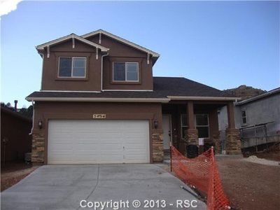 5454 Majestic Dr, Colorado Springs, CO