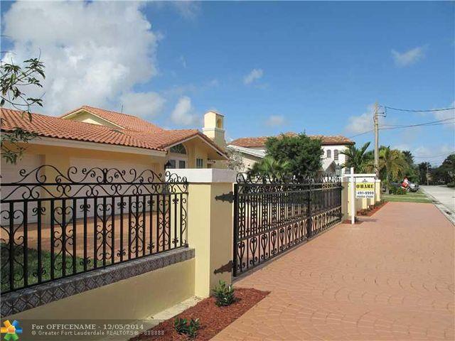 5541 Ne 33rd Ave Fort Lauderdale FL 33308 4 Beds 3 Baths Home Details R