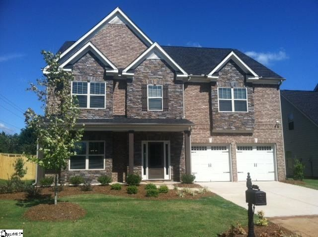 1 abington hall ct greer sc 29650 public property for Home builders greer sc