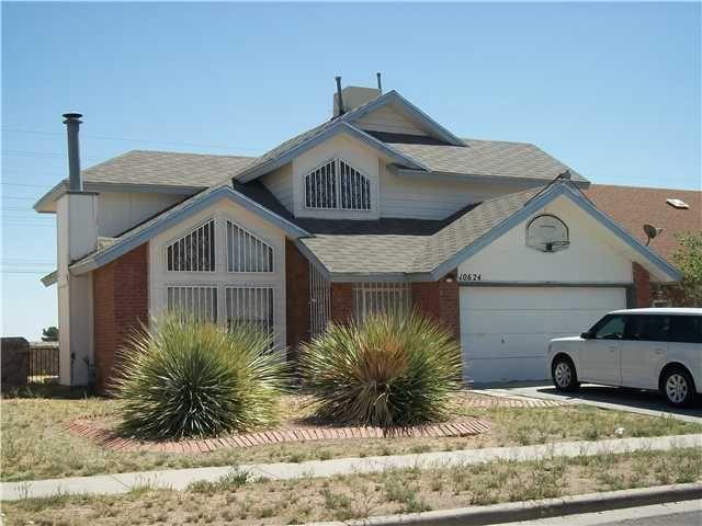 10624 Pleasant Hill Dr El Paso Tx 79924