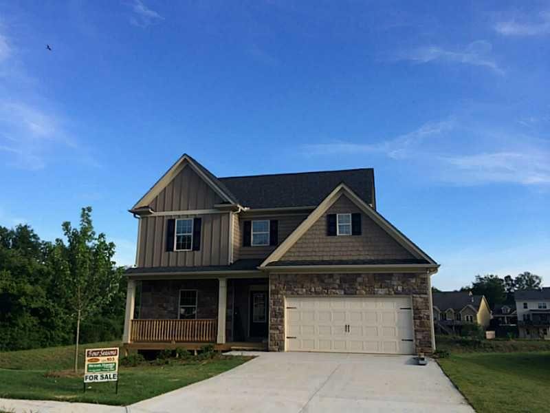 13 Cottage Walk Nw Cartersville GA 30121
