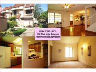 1030 Chula Vista Ter Sunnyvale, CA 94086